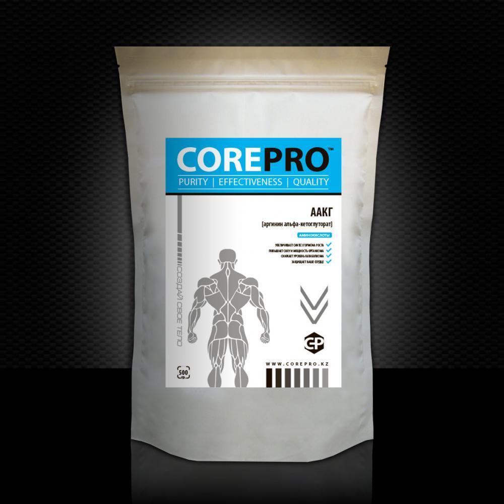 ААКГ (аргинин альфа-кетоглуторат) ⋆ 1 ⋆ COREPRO