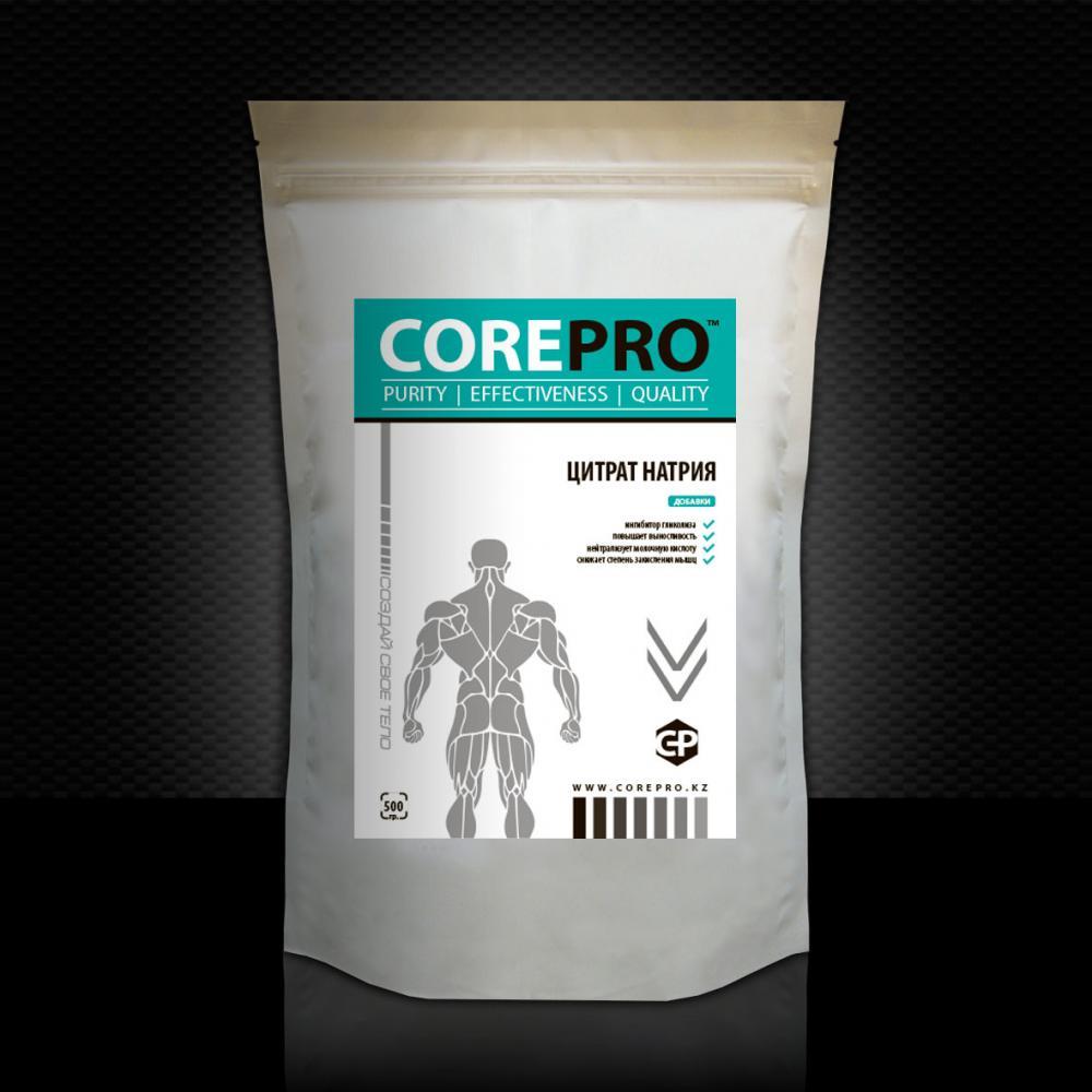 Цитрат натрия порошок ⋆ 1 ⋆ COREPRO