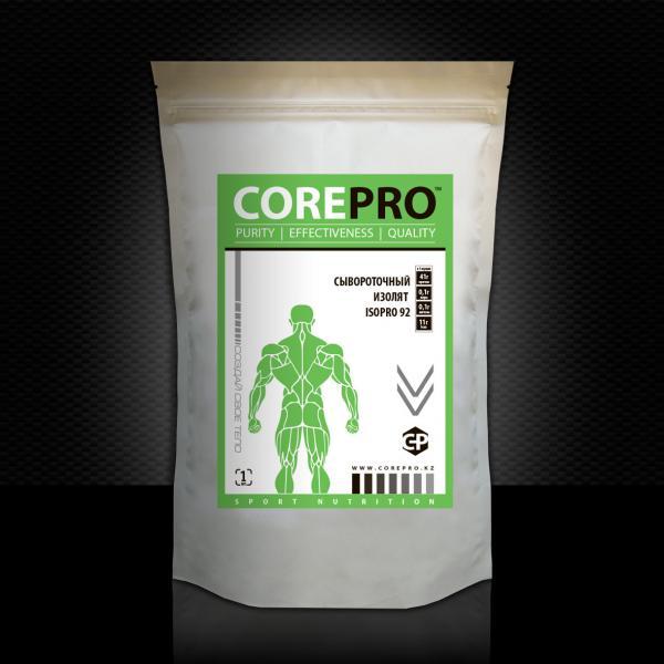 Изолят сывороточного протеина купить в Алматы, магазин спортивного питания Corepro