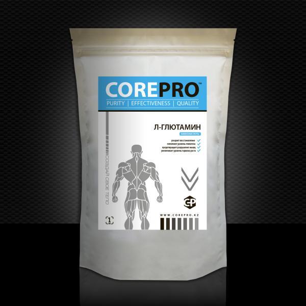 Глютамин CorePro Nutrition фото товара